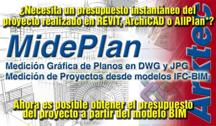 Webinario MidePLAN 11, presupuesto de proyectos desde CAD-BIM